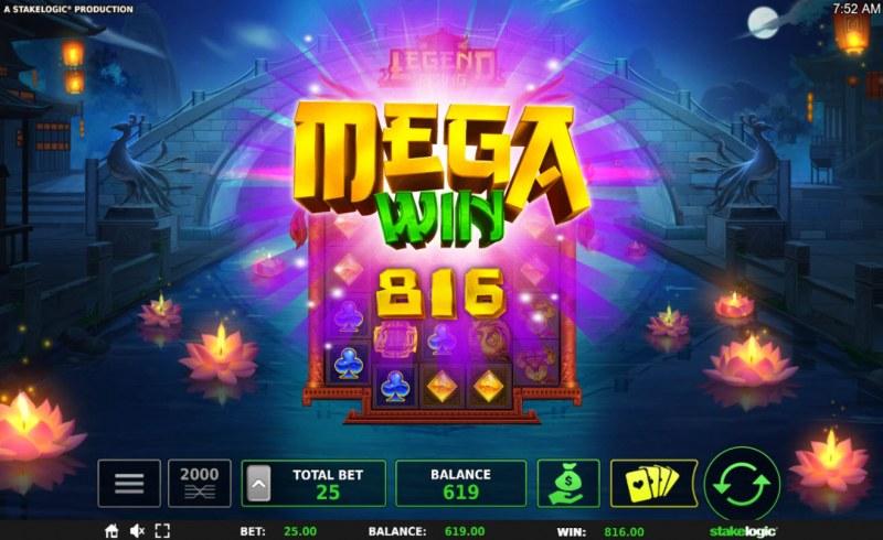 Legend Rising :: Mega Win