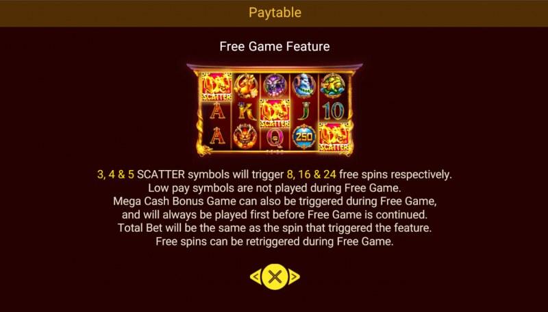 Legendary Beasts Saga :: Free Game Rules