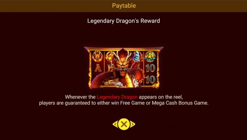 Legendary Beasts Saga :: Legendary Dragon's Reward