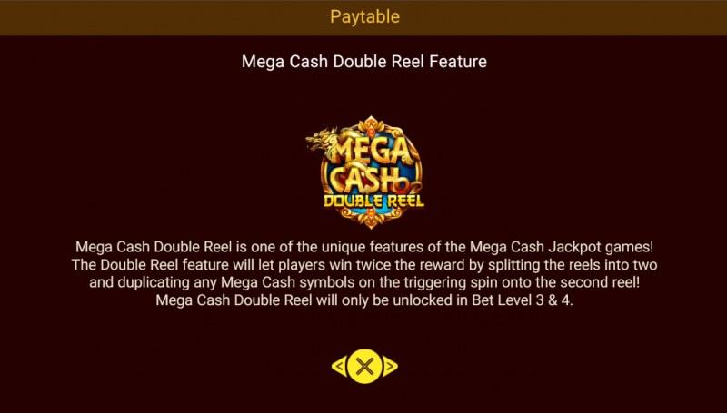 Legendary Beasts Saga :: Mega Cash Double Reel Feature