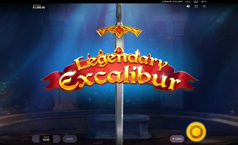 Legendary Excalibur :: Introduction
