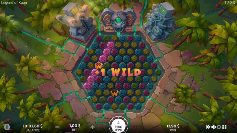 Legends of Kaan :: Wild Totem Feature