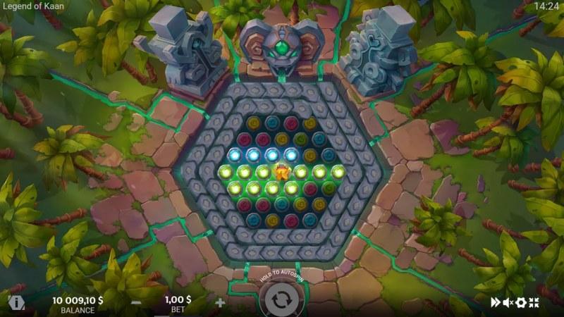 Legends of Kaan :: Wild Symbol Replace