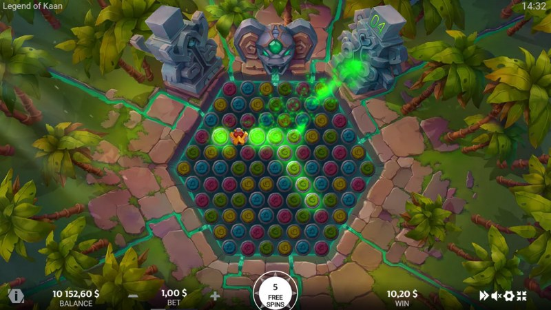 Legends of Kaan :: Free Spins Totem