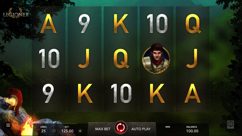 Legioner :: Main Game Board