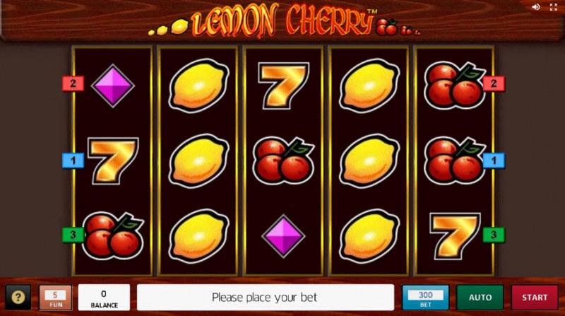 Lemon Cherry :: Main Game Board