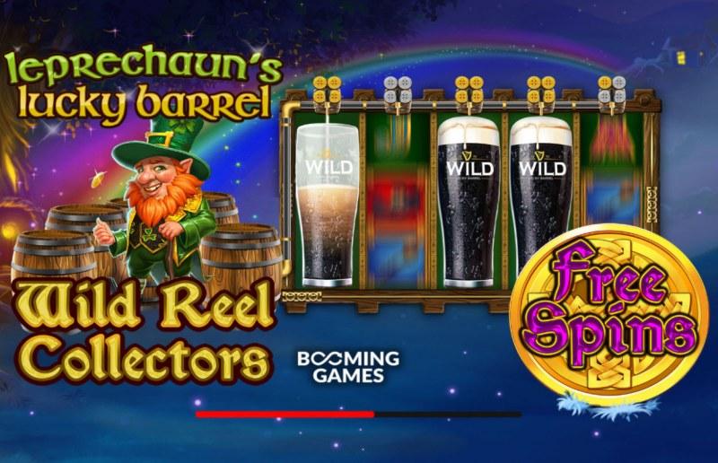 Leprechaun's Lucky Barrel :: Introduction
