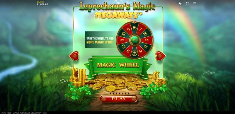 Leprechaun's Magic Megaways :: Free Spin Feature Rules