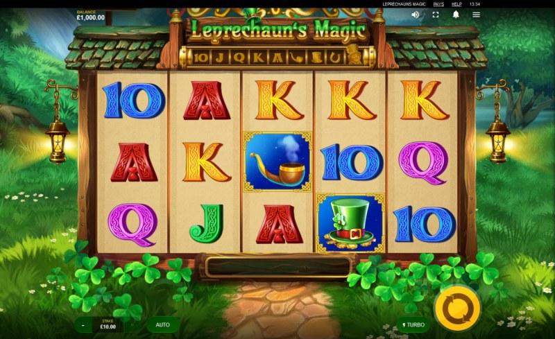 Leprechaun's Magic :: Main Game Board