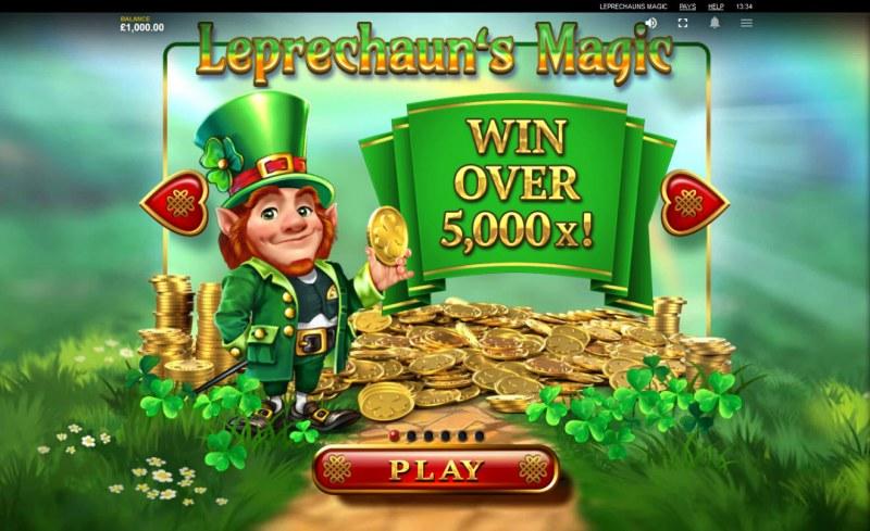 Leprechaun's Magic :: Win Over 5,000x
