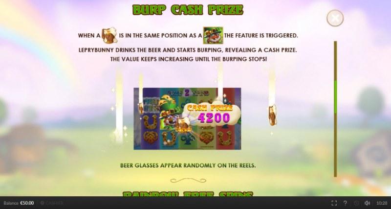 Lepry Bunny :: Burp Cash Prize