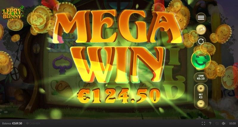 Lepry Bunny :: Mega Win
