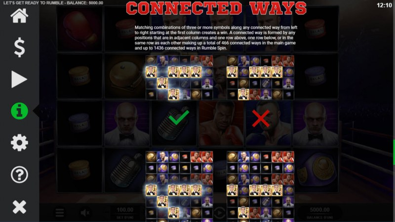 Let's Get Ready to Rumble :: Connected Ways