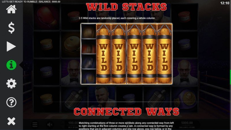Let's Get Ready to Rumble :: Wild Stacks