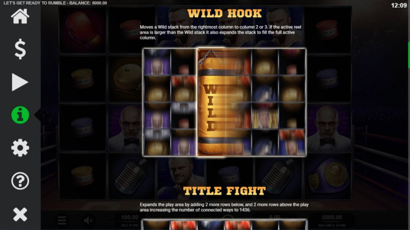 Let's Get Ready to Rumble :: Wild Hook