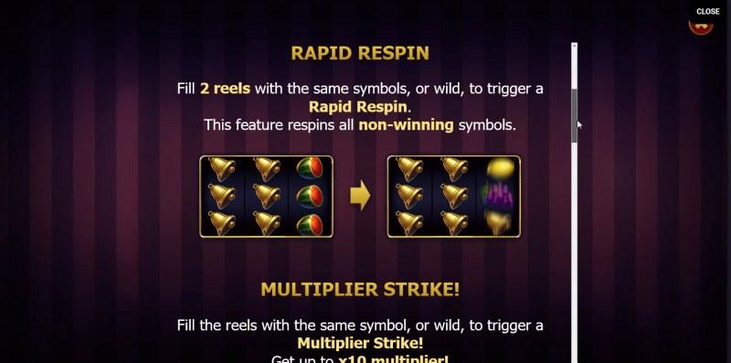 Lightning Joker :: Rapid Respin