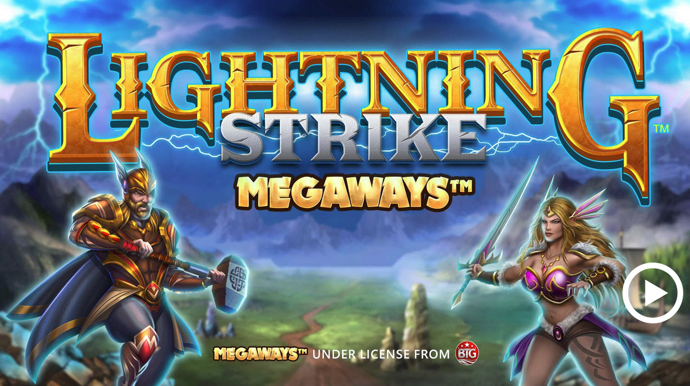 Lightning Strike Megaways :: Introduction