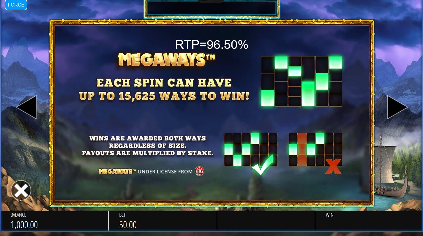 Play slots at Casiplay: Casiplay featuring the Video Slots Lightning Strike Megaways with a maximum payout of $781,250