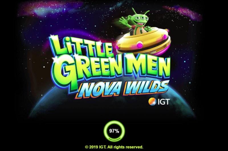 Little Green Men Nova Wilds :: Introduction