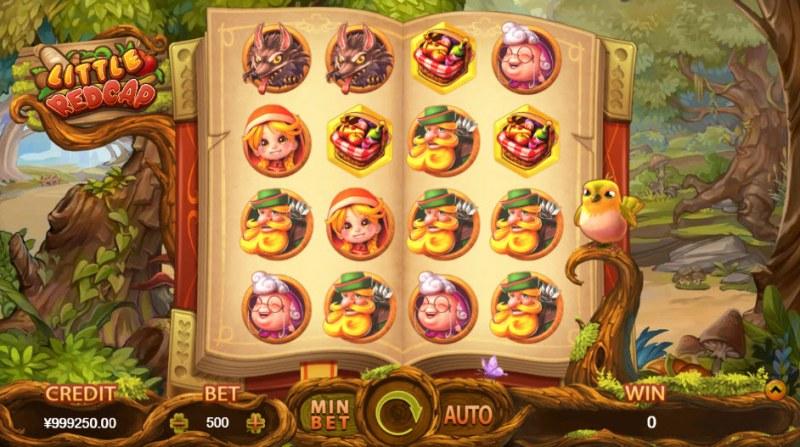 Little Red Cap :: Main Game Board
