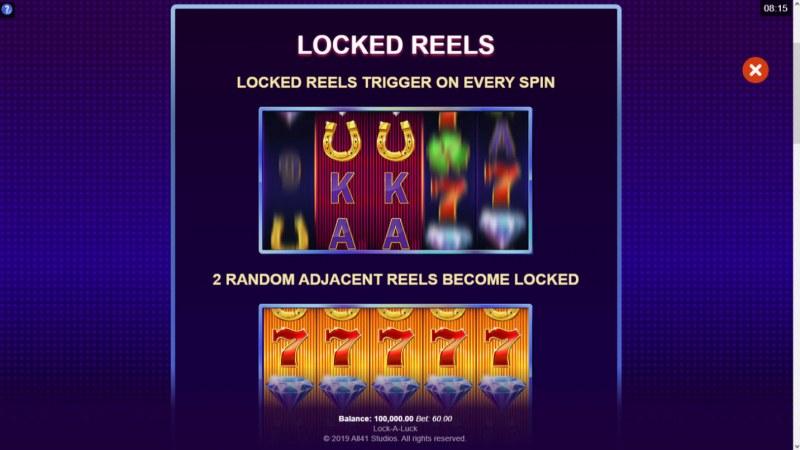 Lock A Luck :: Locked Reels