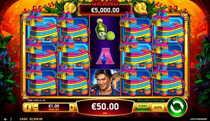 Loco Habanero :: Super Jackpot