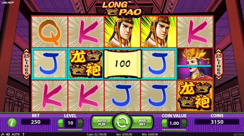 Long Pao :: Multiple winning combinations