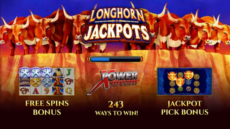 Longhorn Jackpots :: Introduction