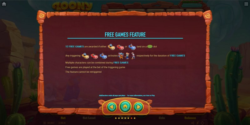 Loony Blox :: Free Game Rules