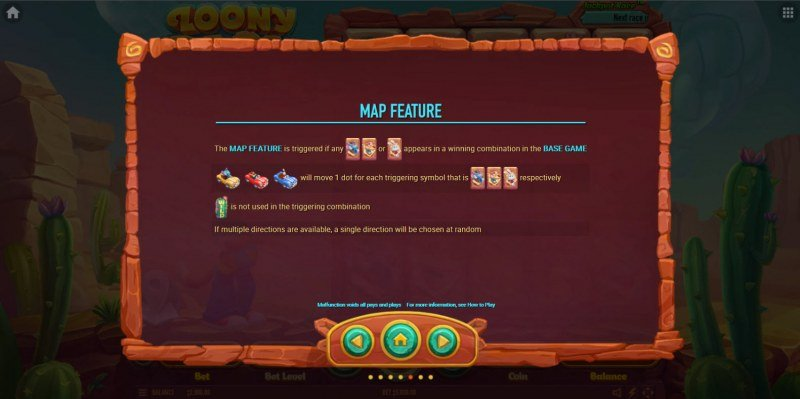 Loony Blox :: Map Feature