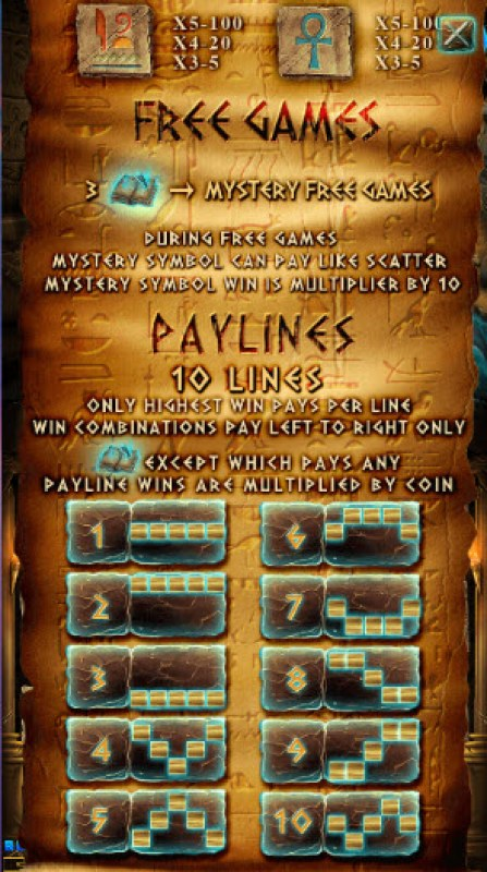 Lord of the Dead :: Free Spins Rules