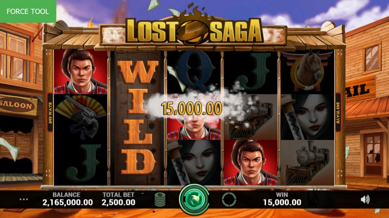 Lost Saga :: Wild Event Triggered