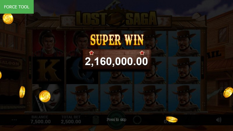 Lost Saga :: Super Win