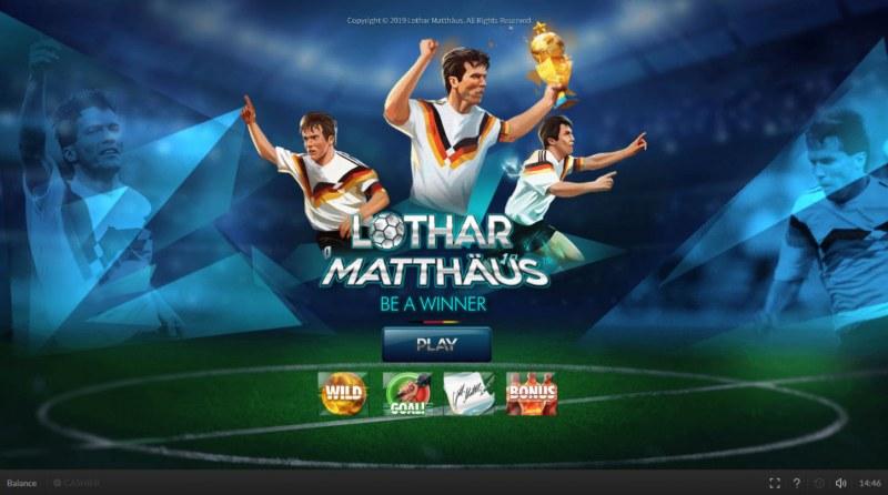 Lothar Matthaus Be A Winner :: Introduction