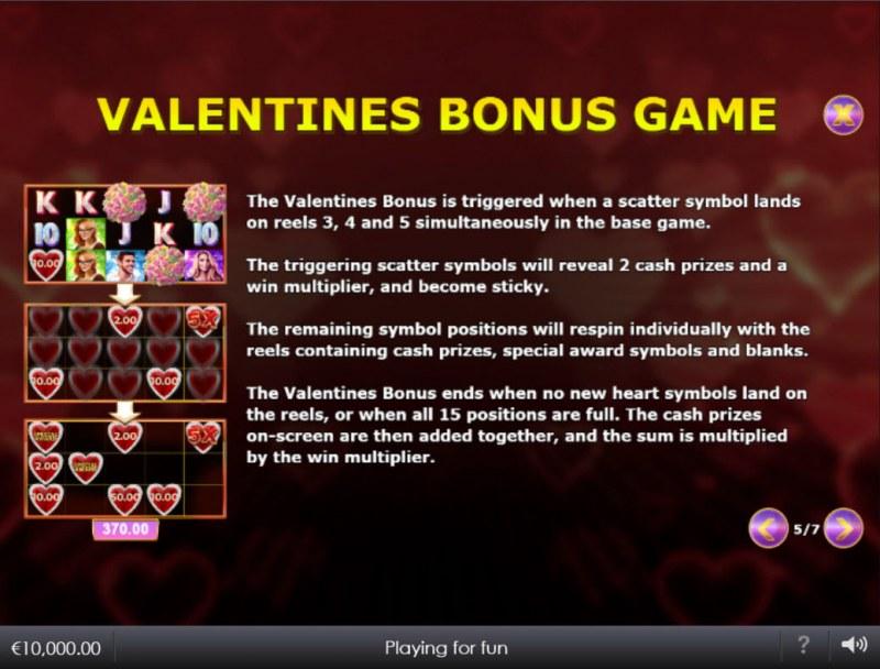 Lovefool :: Bonus Feature