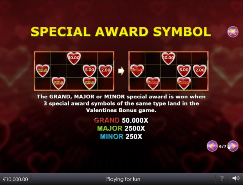 Lovefool :: Special Award Symbol