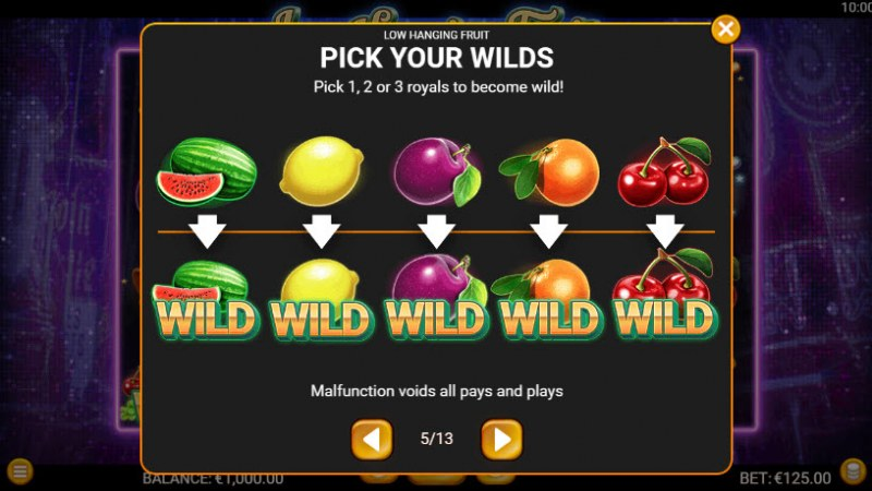 Low Hanging Fruit :: Pick Your Wilds