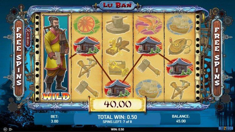 Lu Ban :: A five of a kind win