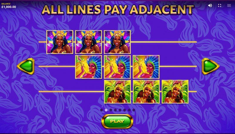 Lucky Carnival :: All Lines Pay Adjacent