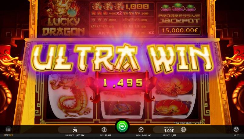 Lucky Dragon :: Ultra Win