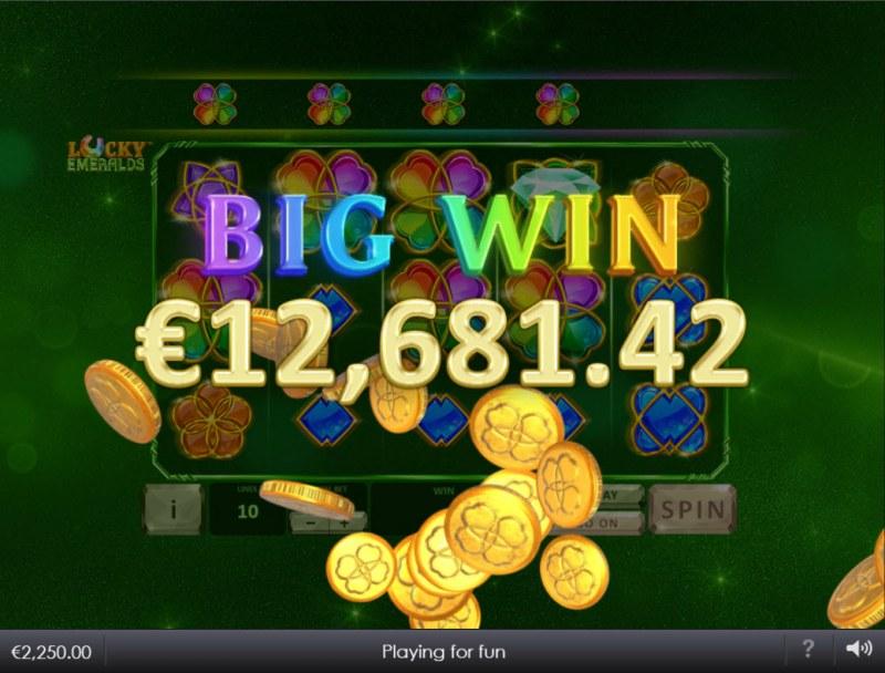 Lucky Emeralds :: Big Win