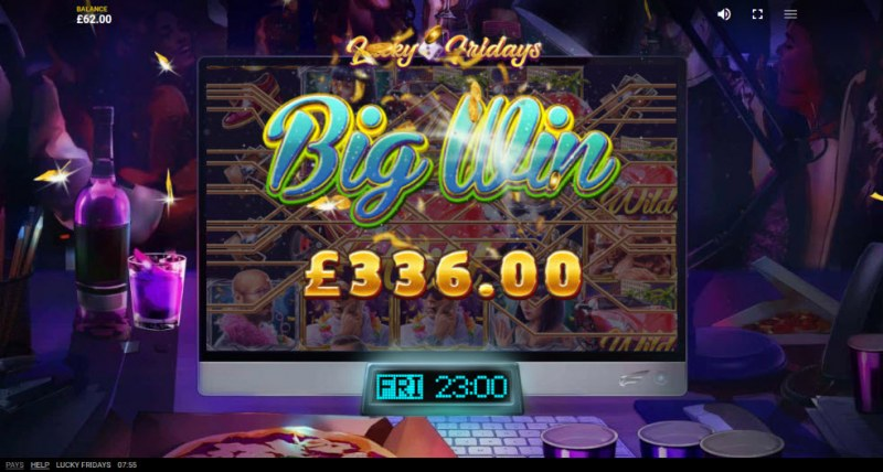 Lucky Fridays :: Big Win