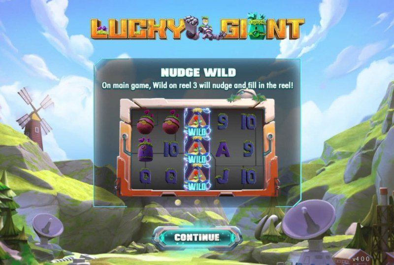 Lucky Giant :: Introduction