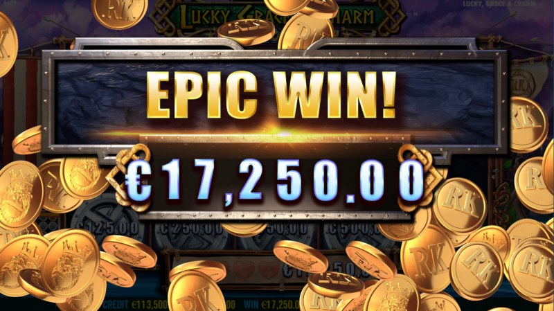 Lucky, Grace & Charm :: Epic Win