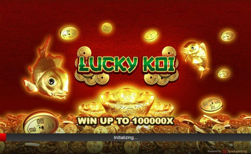 Lucky Koi :: Introduction