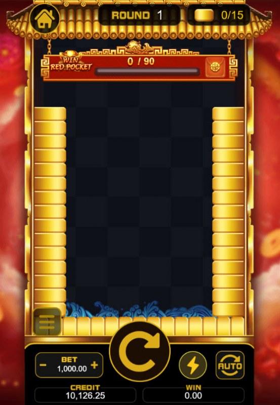 Lucky Koin :: Main Game Board