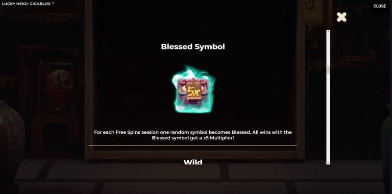 Lucky Neko Gigablox :: Blessed Symbol