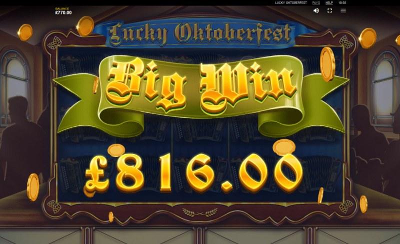 Lucky Oktoberfest :: Big Win