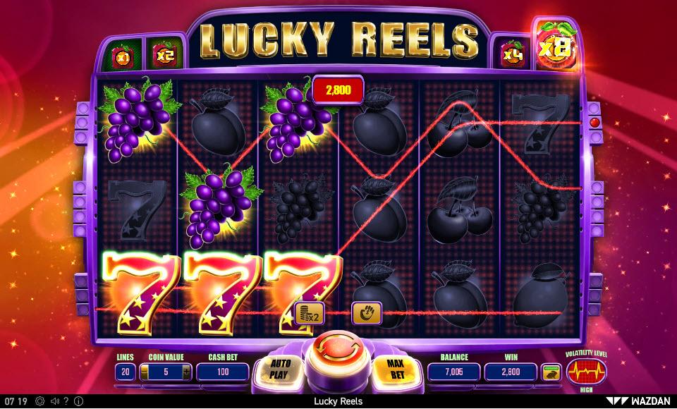 Lucky Reels :: Big Win