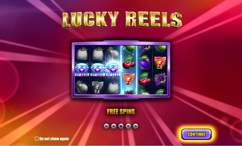 Lucky Reels :: Introduction